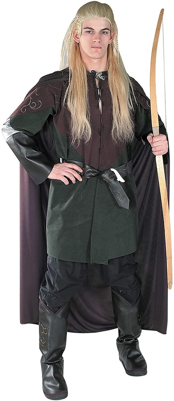 Rubies Costume Mens Lord Of The Rings Adult Legolas