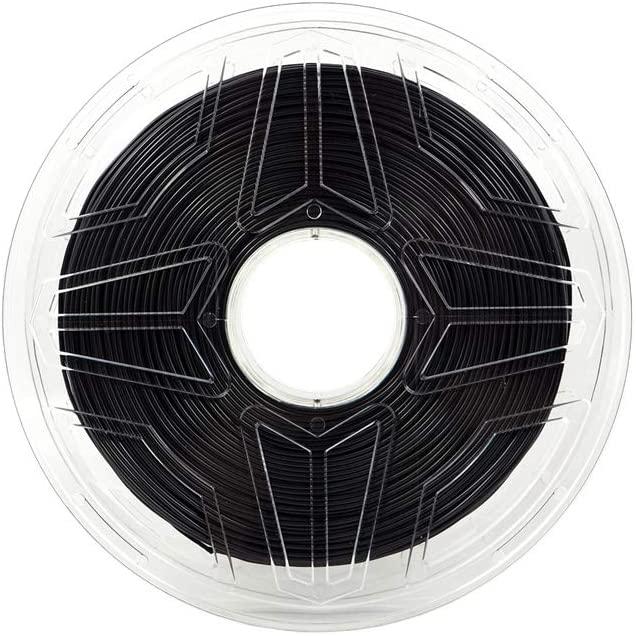 LeoPlas 1kg 1.75mm POM Filament for 3D Printing Supplies Printer Consumables (Black)
