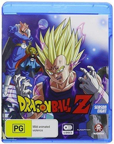 Dragon Ball Z-Season 8 [Blu-ray]