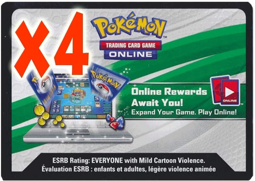 x4 Pokemon Champions Path Pin Collection Motostoke Gym Online Codes