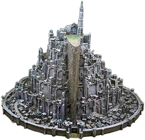 HU Ornaments Statues Sculptures Lord of The Rings of The Statue of The Lord of The Rings of Minas Tirith