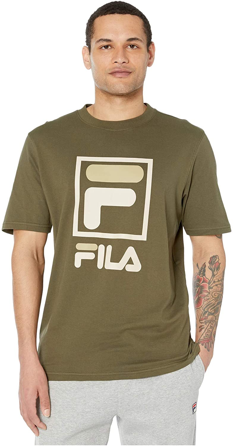 Fila Men's Short Sleeve Jack T-Shirt
