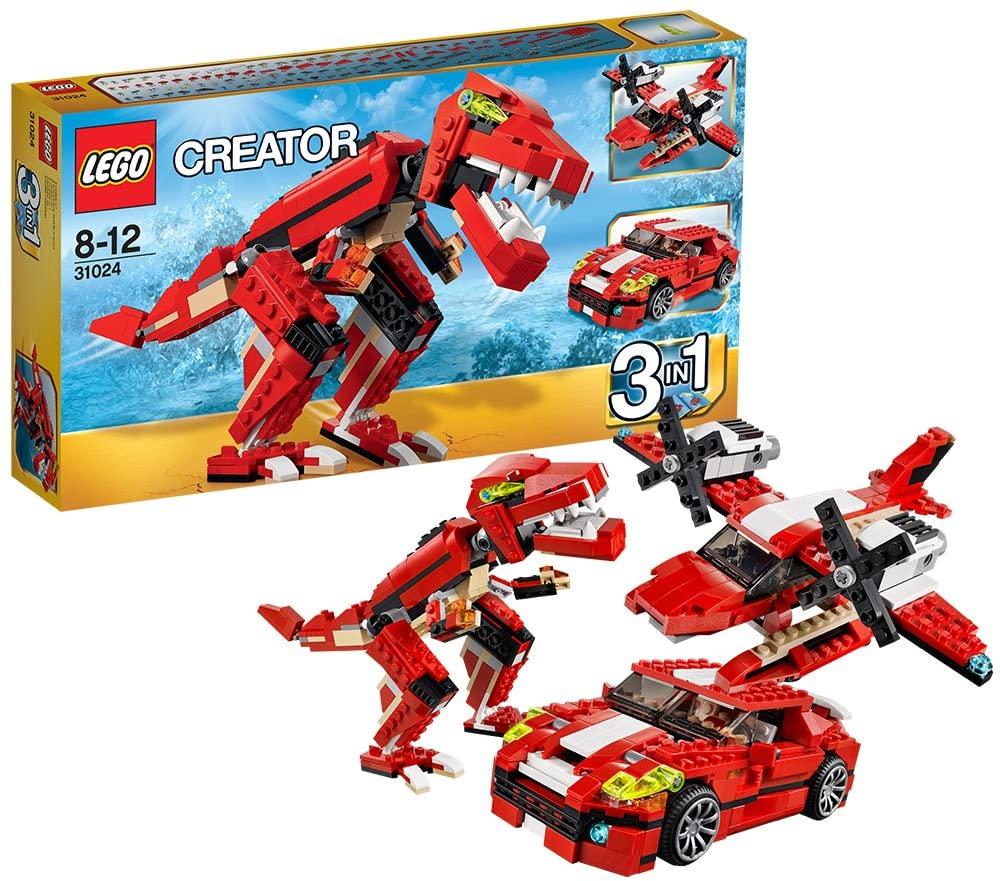 Lego Creator Dyno 31024