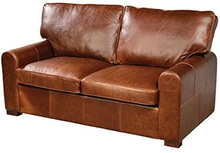 Artikle Leather Two Seater Sofa