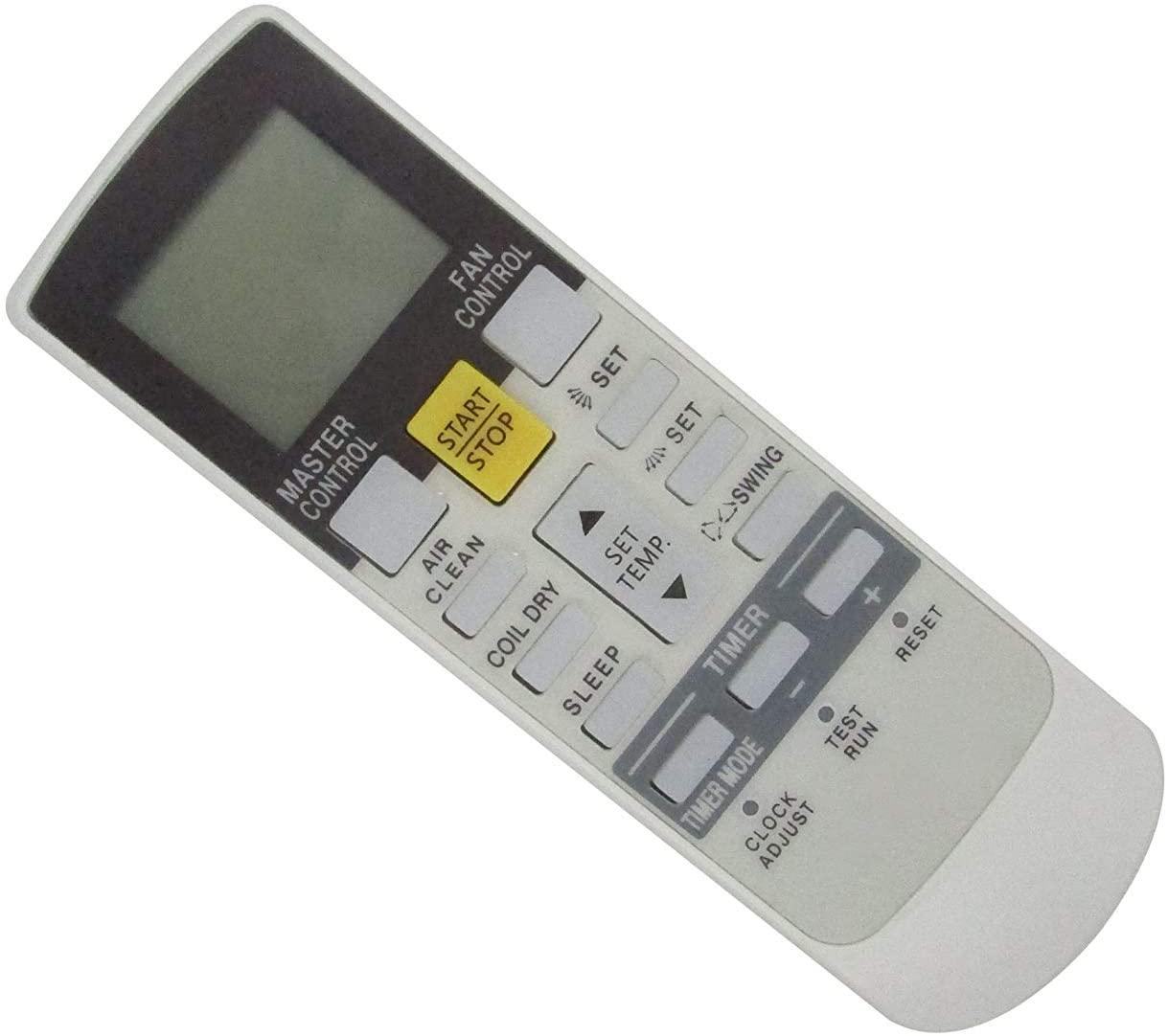 Remote Control for Fujitsu ASU24CL1 ASU24RLQ ASU24RLCQ ASU24RLXS ASU18CL ASU24CL ABTA54LCTU AOTA54LATT AGYV14LAC ASU9RMLQ AGYV12LAC ASU12RMLQ Room Air Conditioner