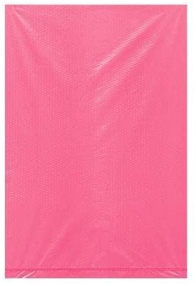 Pink High-Density Plastic Extra Small Merchandise Bag 6.25 x 9.25 - Lot of 1000
