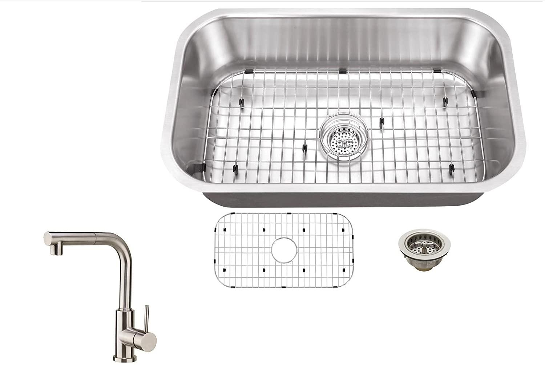 MSLX3018P810 Magnus Sinks 16 Gauge 30