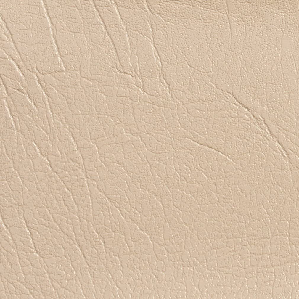 G733 Beige Solid Outdoor Indoor Marine Vinyl by The Yard from Morbern