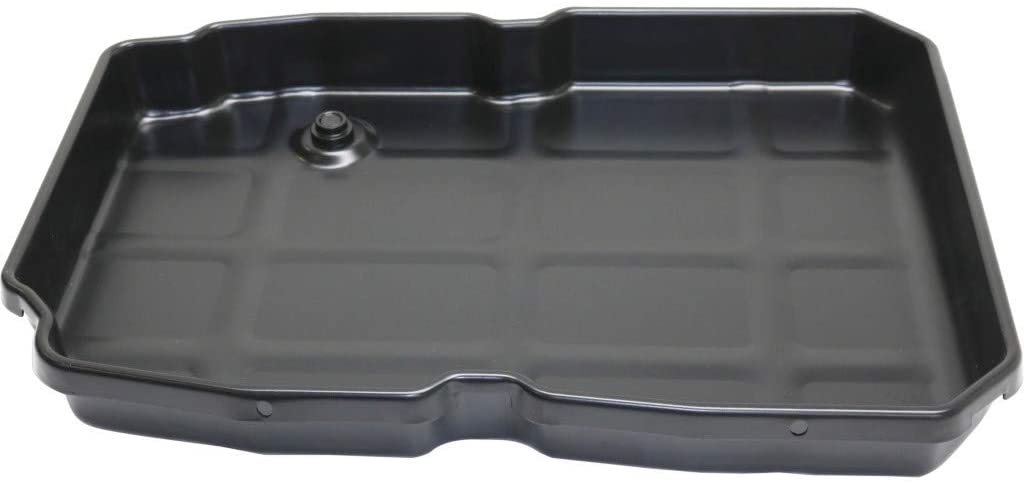 For Mercedes Benz ML55 AMG Transmission Pan 2000 01 02 2003 | Black | Steel | Material