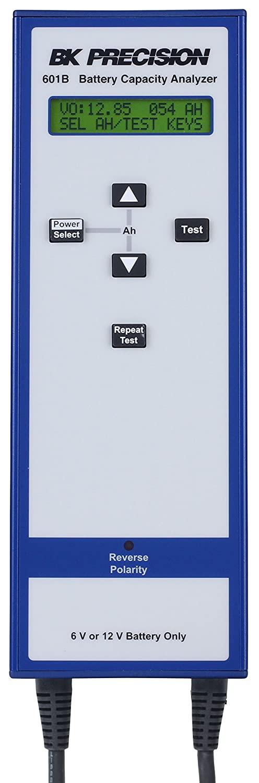B&K Precision 601B SLA Battery Capacity Analyzer, 6/12V, Blue/White