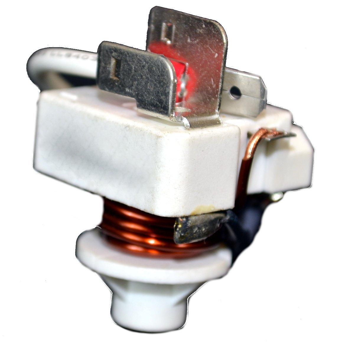 Relay, 600V, 16 AWG - for Crathco D-35 Beverage Dispenser
