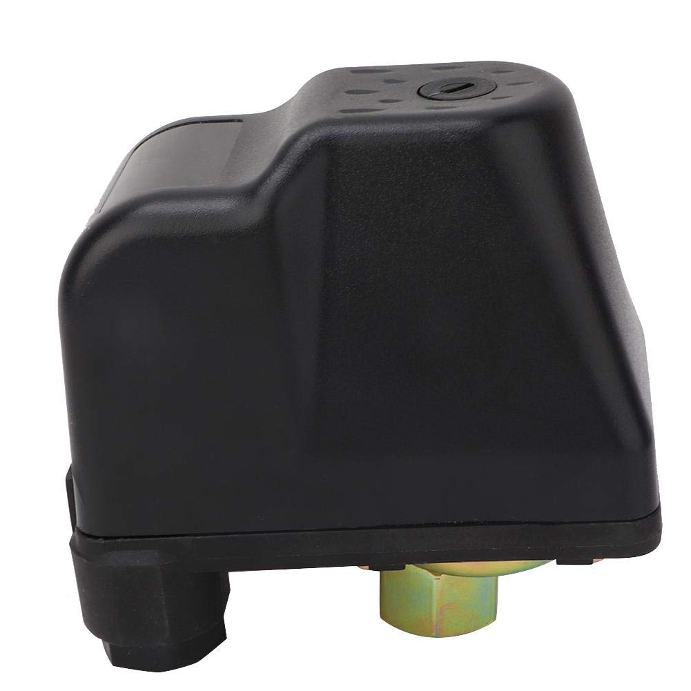 3/8NPT Water Pump Pressure Control Switch,Automatic 3 Phase Pump Controller Pressure Control Switch,Pressure Control Switch Water Pump Pressure Controller