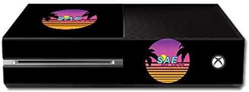 MightySkins Compatible with Microsoft Xbox One - Sigma Alpha Epsilon Radical | Protective, Durable, and Unique Vinyl Decal Wrap/Decal | Device NOT Included - This is A Skin| Made in The USA