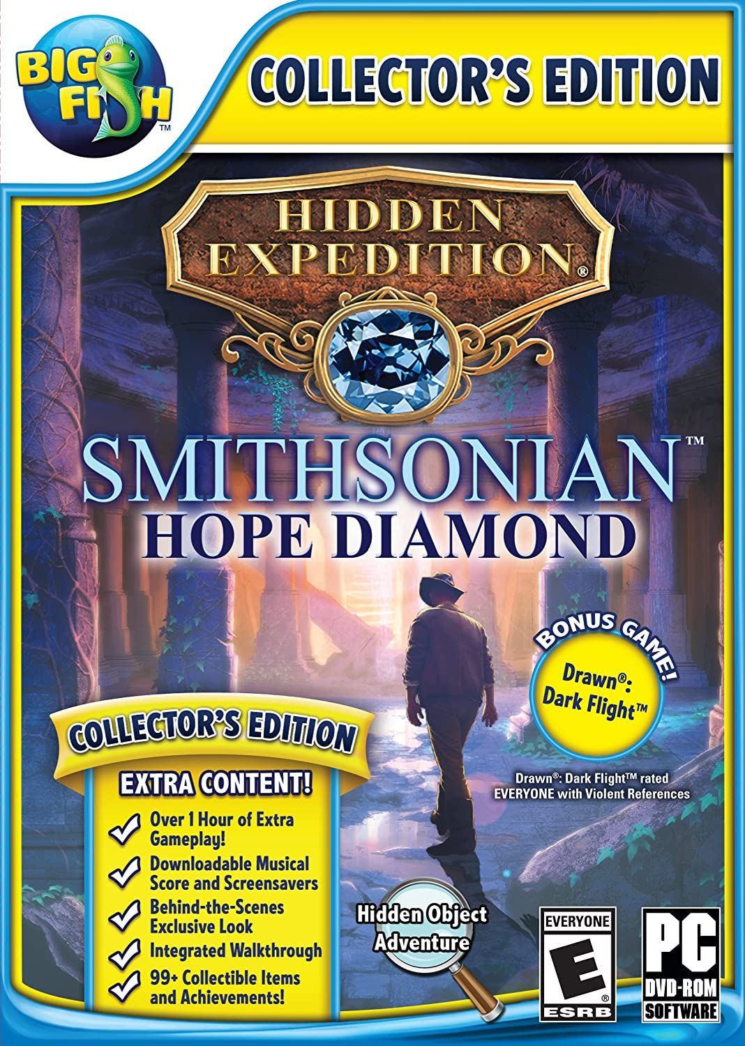 Big Fish: Hidden Expedition 6: The Smithsonian's Hope Diamond - PC