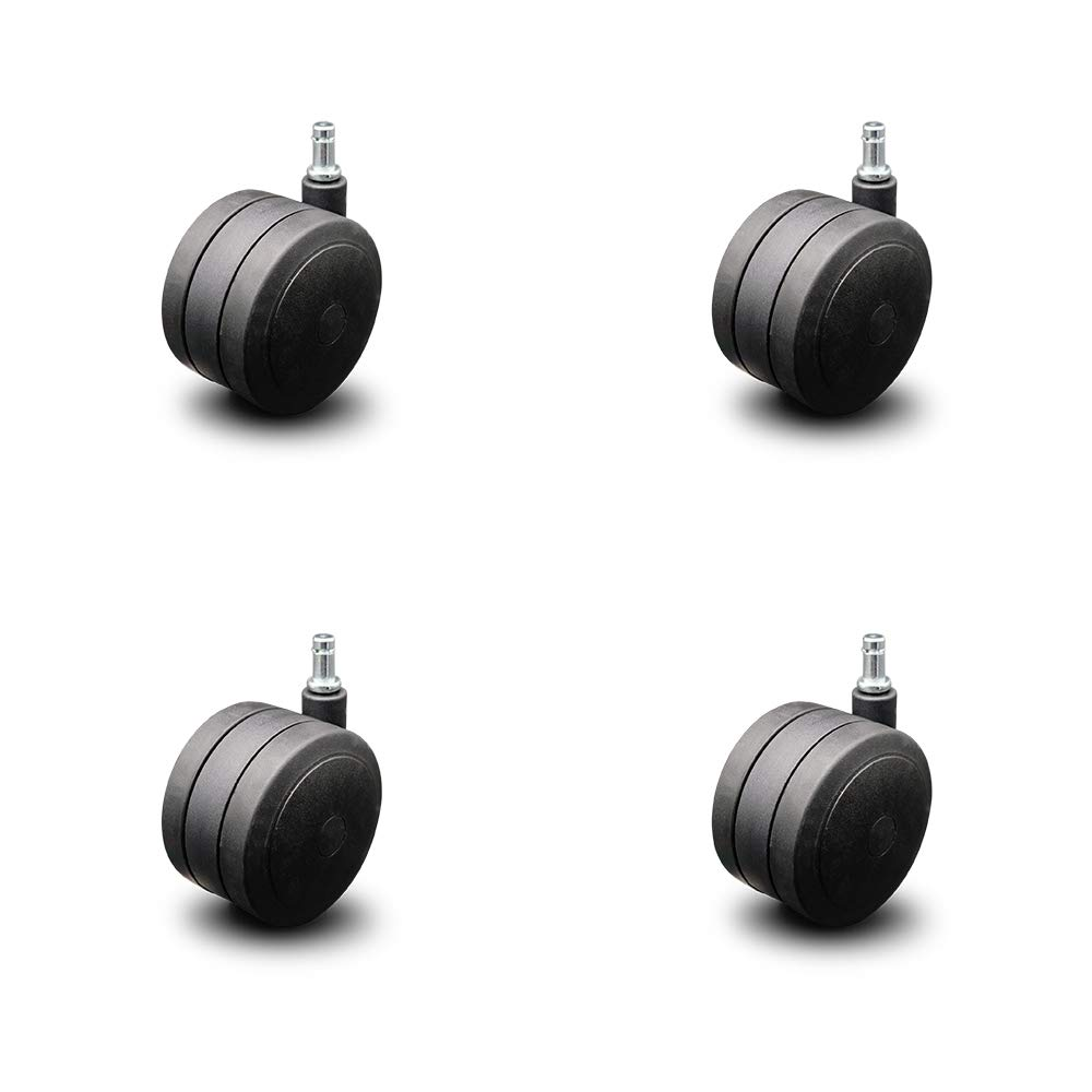 Heavy Duty Office Chair Casters - Extra Large 4