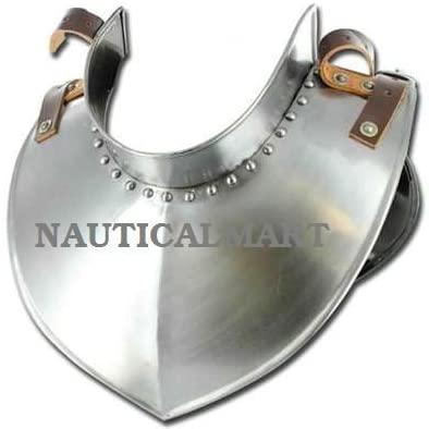 NauticalMart Medieval Collar Gorget Set LARP Armor