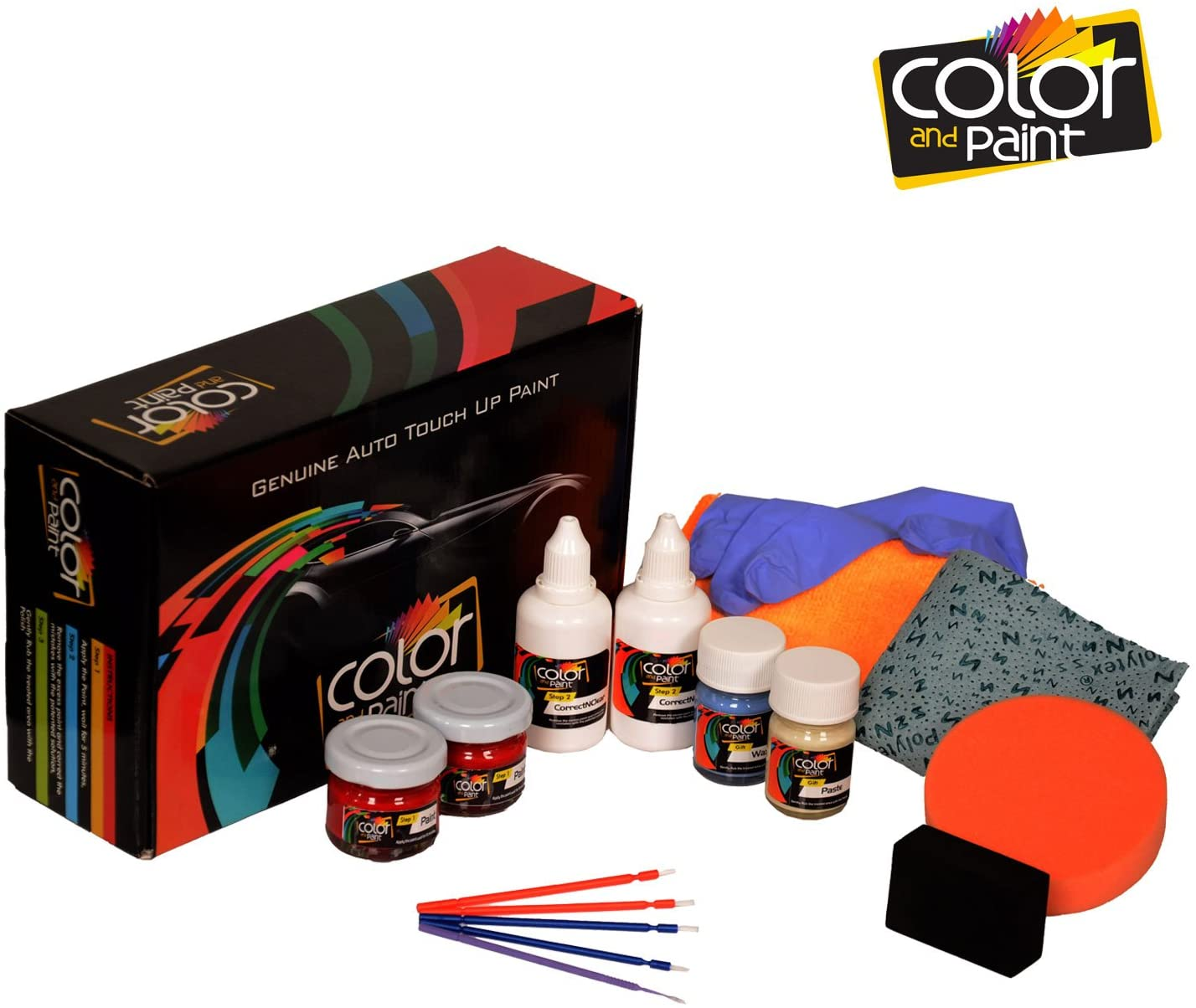 Kia Optima/Glittering MET - K3G / Color and Paint Touch UP Paint System for Paint Chips and Scratches/Basic Care
