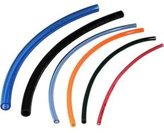 SMC TU0212BU2-20-X4 - Polyurethane Tubing - Air/Water, 2 mm, 0.078 in OD, 1.2 mm, 0.047 in ID, 116 psix40; 68°F, 20 m