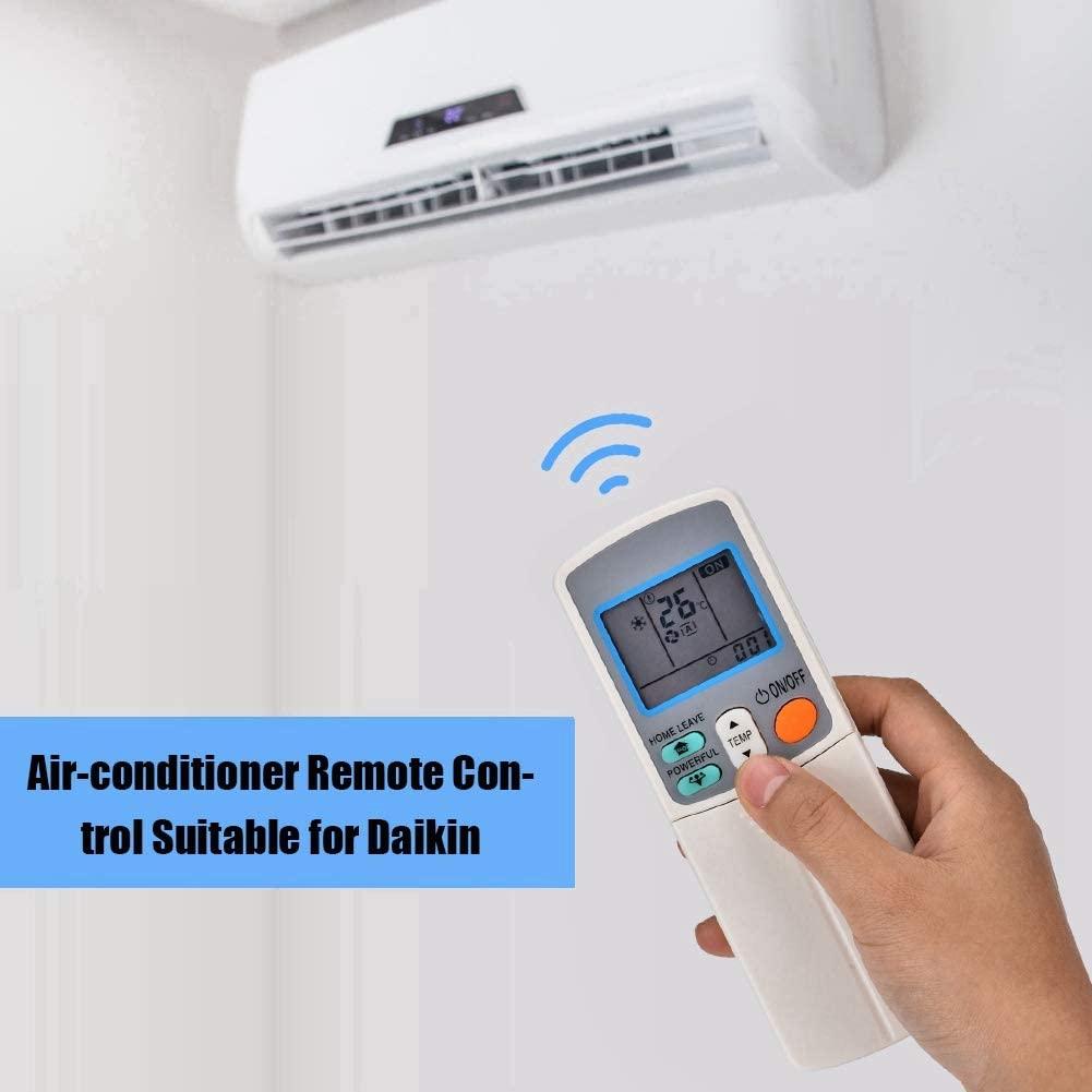 Bindpo Air Conditioner Remote Control Replacement for Daikin ARC433A1 ARC433B70 ARC433A70 ARC433A21 ARC433A46 ARC433A75