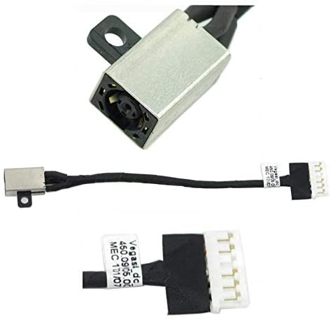 New DC Cable for FWGMM 0FWGMM CN-0FWGMM 450.09W05.0001 450.09W05.0011 450.09W05.0021 Dell Inspiron 15 3567 Series