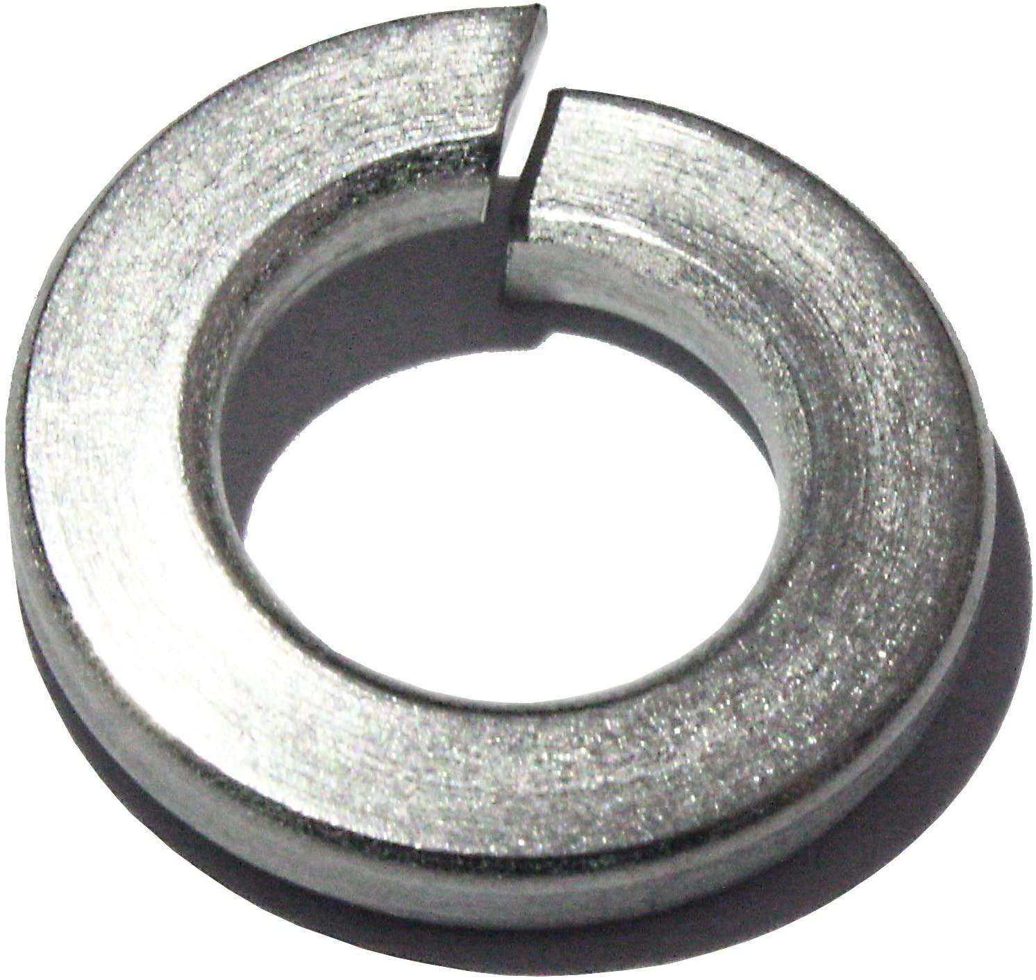 M6 Split Lock Washer, Stainless Steel, 100pcs, by Fullerkreg