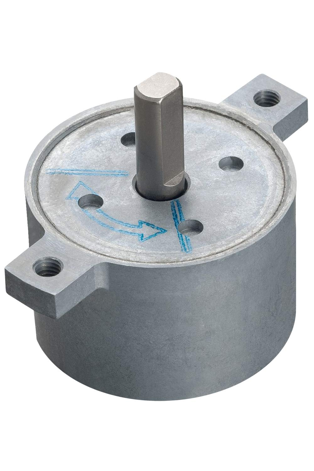 Bansbach Easylift FYT-D1-104 Rotary Dampers/Vane Type, 66 mm x 44.5 mm x 50 mm