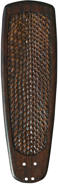 Carrera Grande Hand Carved Ceiling Fan Blade (Set of 5)