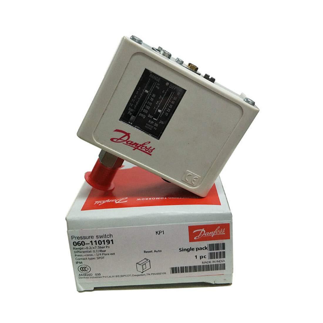 Danfoss Pressure Switch Pressure Controller KP1 2 5 15 35 35 060 (KP15 060-1264)