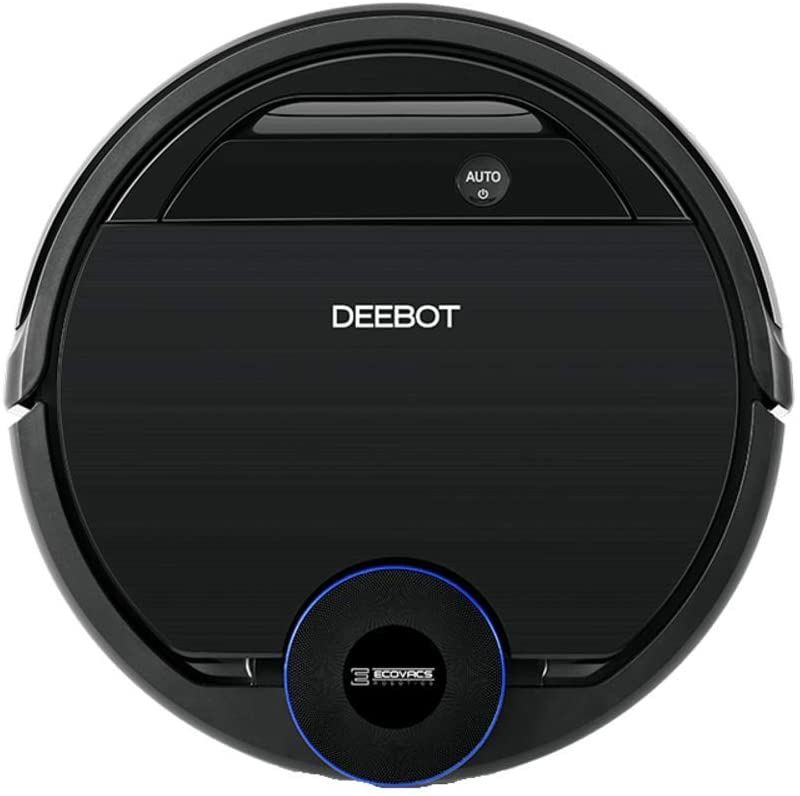 ECOVACS DEEBOT OZMO 937 2-in-1 Smart Robotic Vacuum Cleaner & Mop with Advanced Navigation (Renewed)