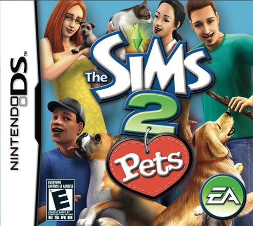 The Sims 2 Pets - Nintendo DS (Renewed)