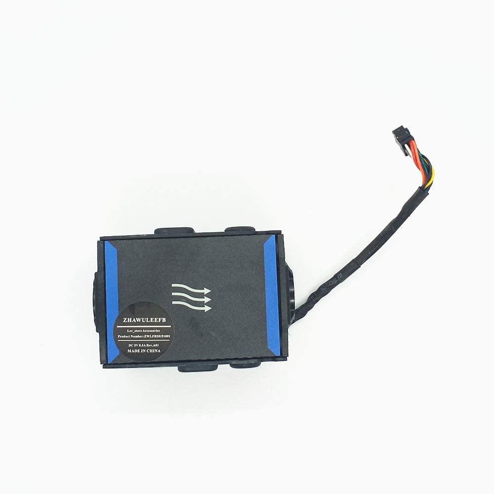 Lee_store Replacement CPU Cooling Fan for HP ProLiant DL160 G8 DL160G8 Fan 663120-001 677059-001 703677-001 GFM0412SS Fan