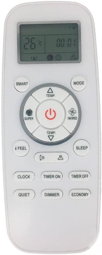 Meide DG11L1-01 Universal Air Conditioning Remote Control For Hisense YORK Air Conditioner Remote Controller Replace DG11L1-03 Wholesale (1)