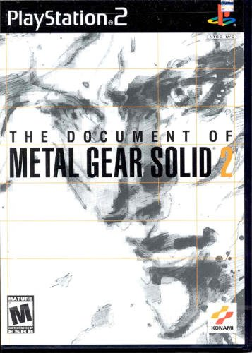Metal Gear Solid 2: The Document