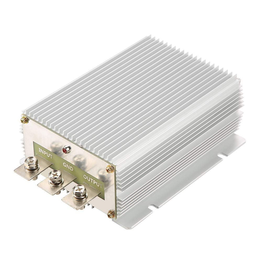 24V to 12V Non-Isolated DC Buck Converter 50A Step-Down Power Supply Module 600W High Efficiency Buck Converter for Power Conversion