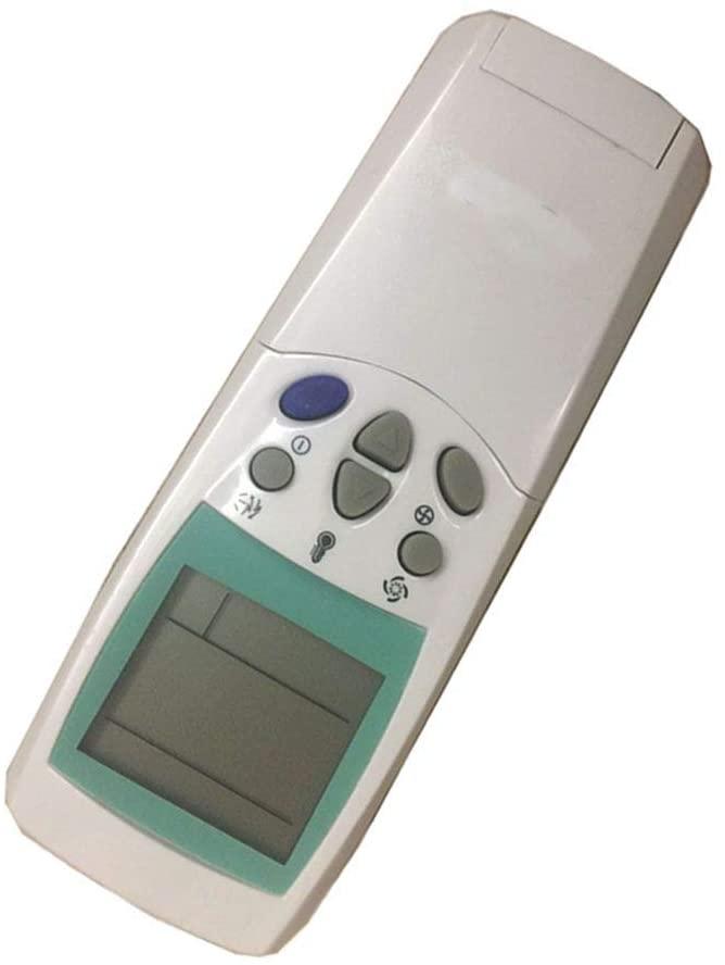4EVER Remote Control Substitute for LG LXX103ALMK2 LWL1210PGL WM8031 LT101CNR LW1813ER LW1012ER AC Air Conditioner