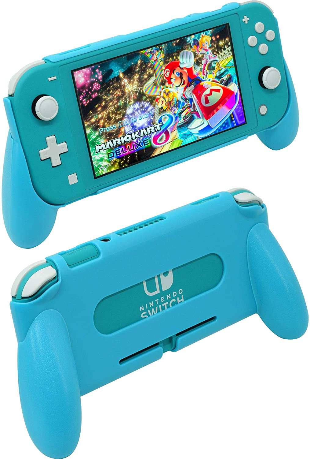 ButterFox Hand Grip Case for Nintendo Switch Lite - Turquoise