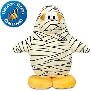 Club Penguin All TIME Favorite - The Mummy 6.5