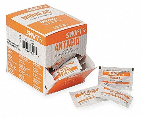 Antacid, Tablet, 420mg, PK100