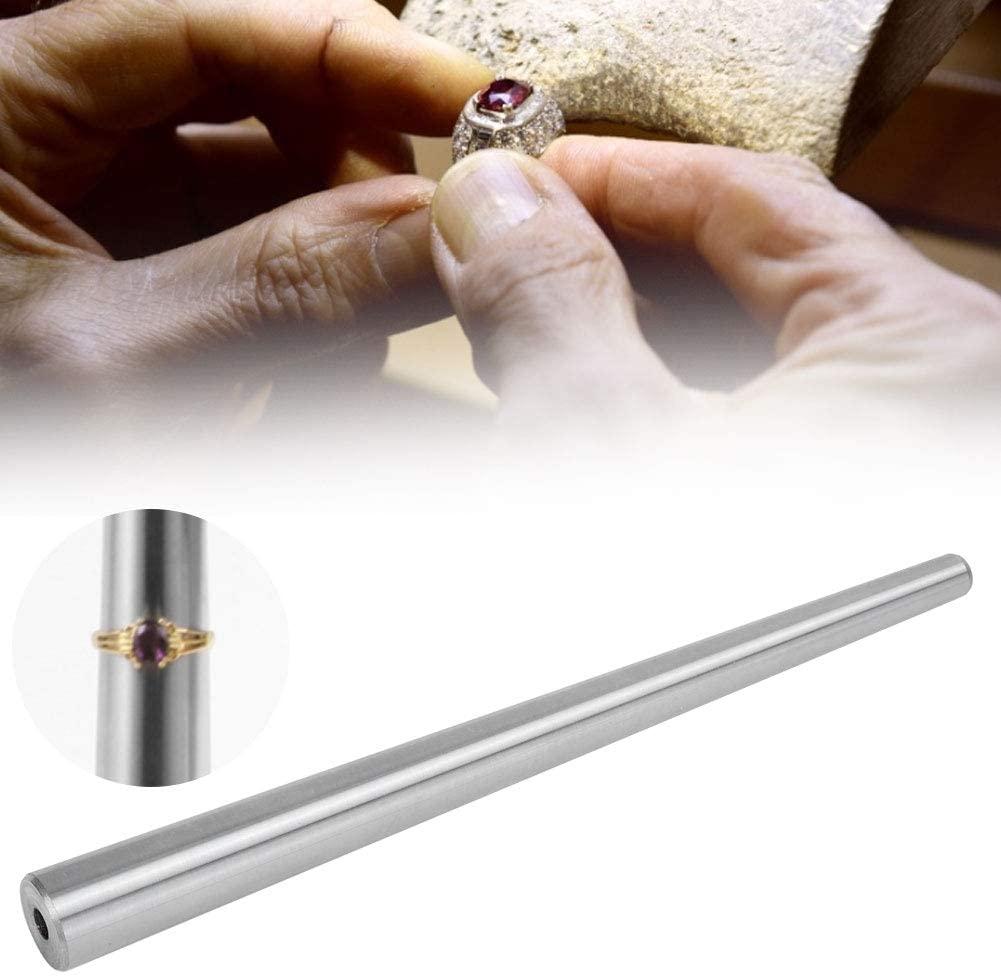 Ring Sizer Mandrel Stick Finger Gauge,Ring Mandrel Sizer Gauge Finger Measurement Scales Jewelry Measuring Tool for Women Deformation Round Ring Rod/Golding Tool