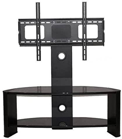 High-Tech 690072 TV Stand-Black