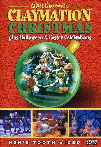 Claymation Christmas Plus Halloween & Easter Celeb [DVD] [Region 1] [US Import] [NTSC]