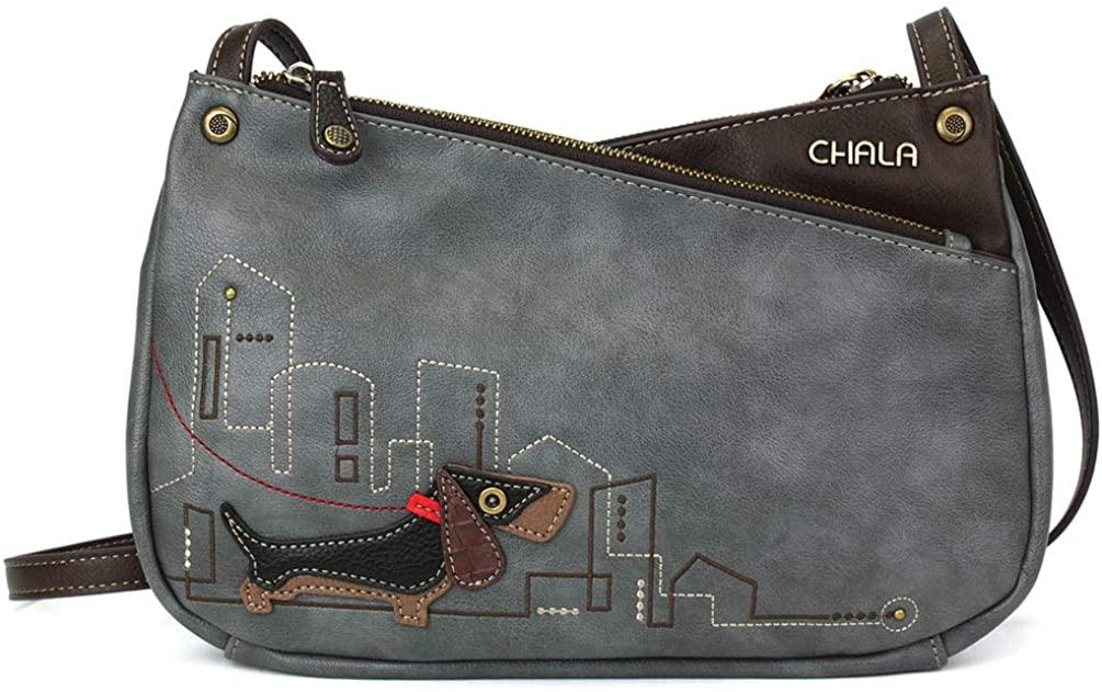 CHALA Criss Crossbody Shoulder Bag Handbag