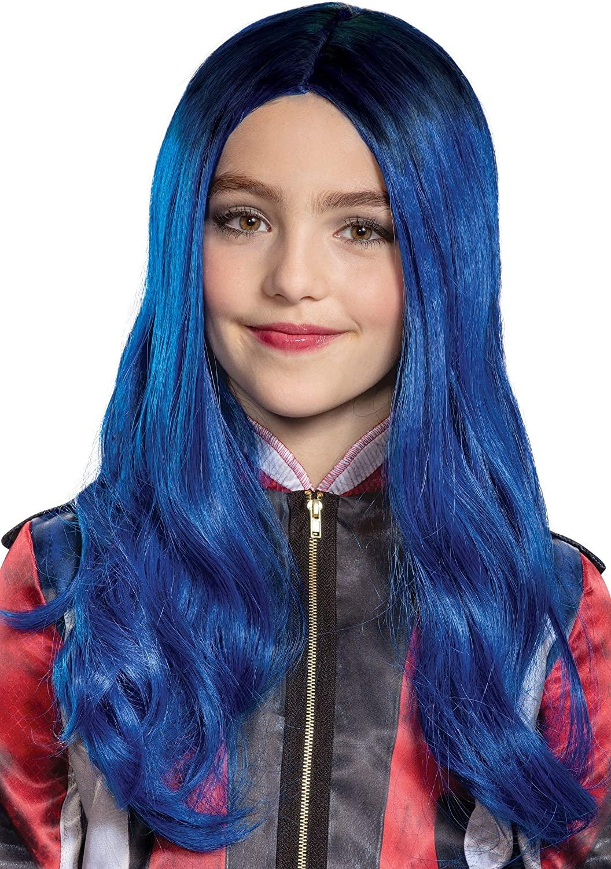 Descendants 3 Evie Girls Wig