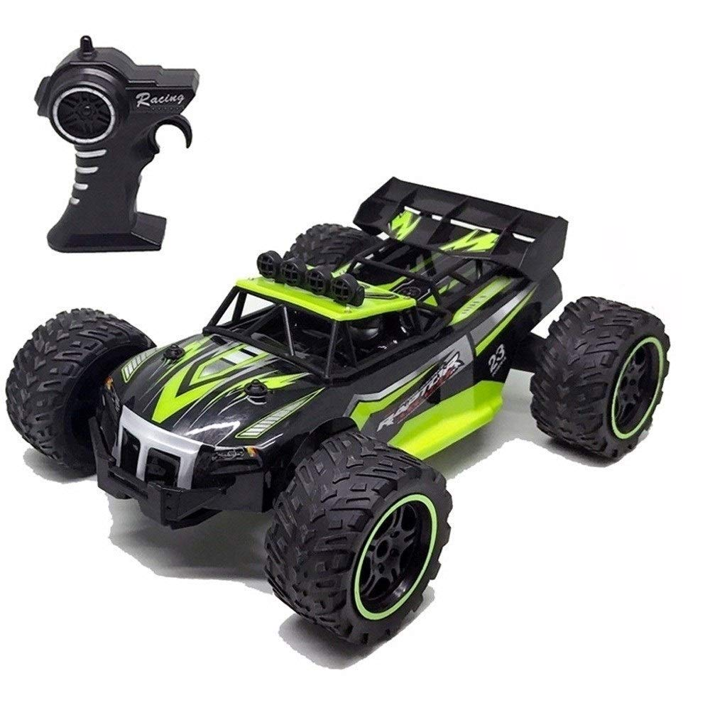 DLOGG 4WD RC Trucks Gift for Kids Or Adults Waterproof Cars High Speed Remote Control Cars 4X4 Boys Girls 1:14 18Km/H Off Road RC Vehicles Children's Monster Truck Rock Crawler Drift Climbing Cars