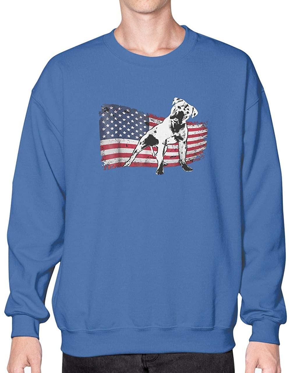 Nultat Check-Out American-Bulldog-Fun-Dog-Shirt