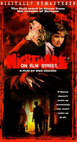 A Nightmare on Elm Street (Widescreen Edition) [VHS]
