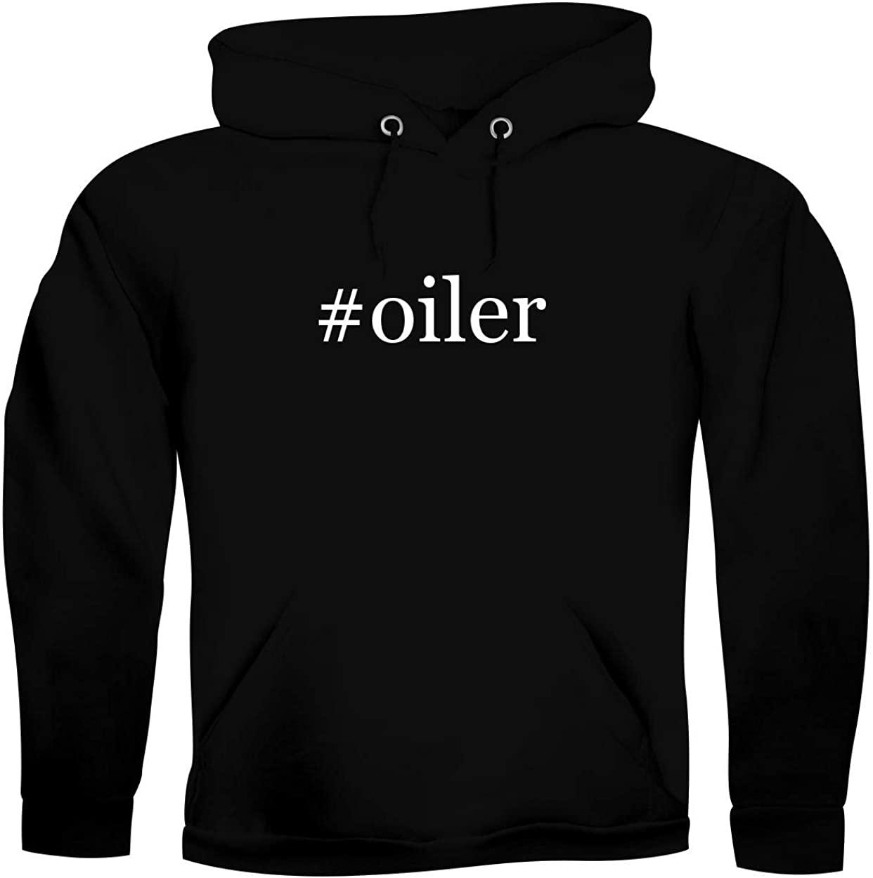#oiler - Men's Hashtag Ultra Soft Hoodie Sweatshirt