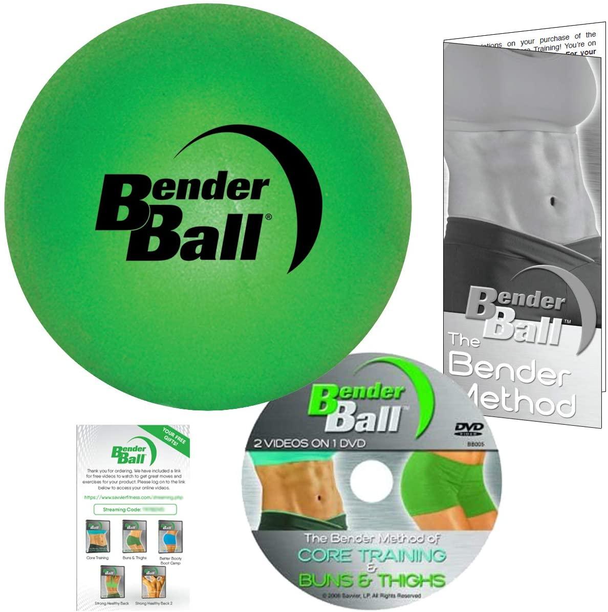 Bender Ball Core Training Kit