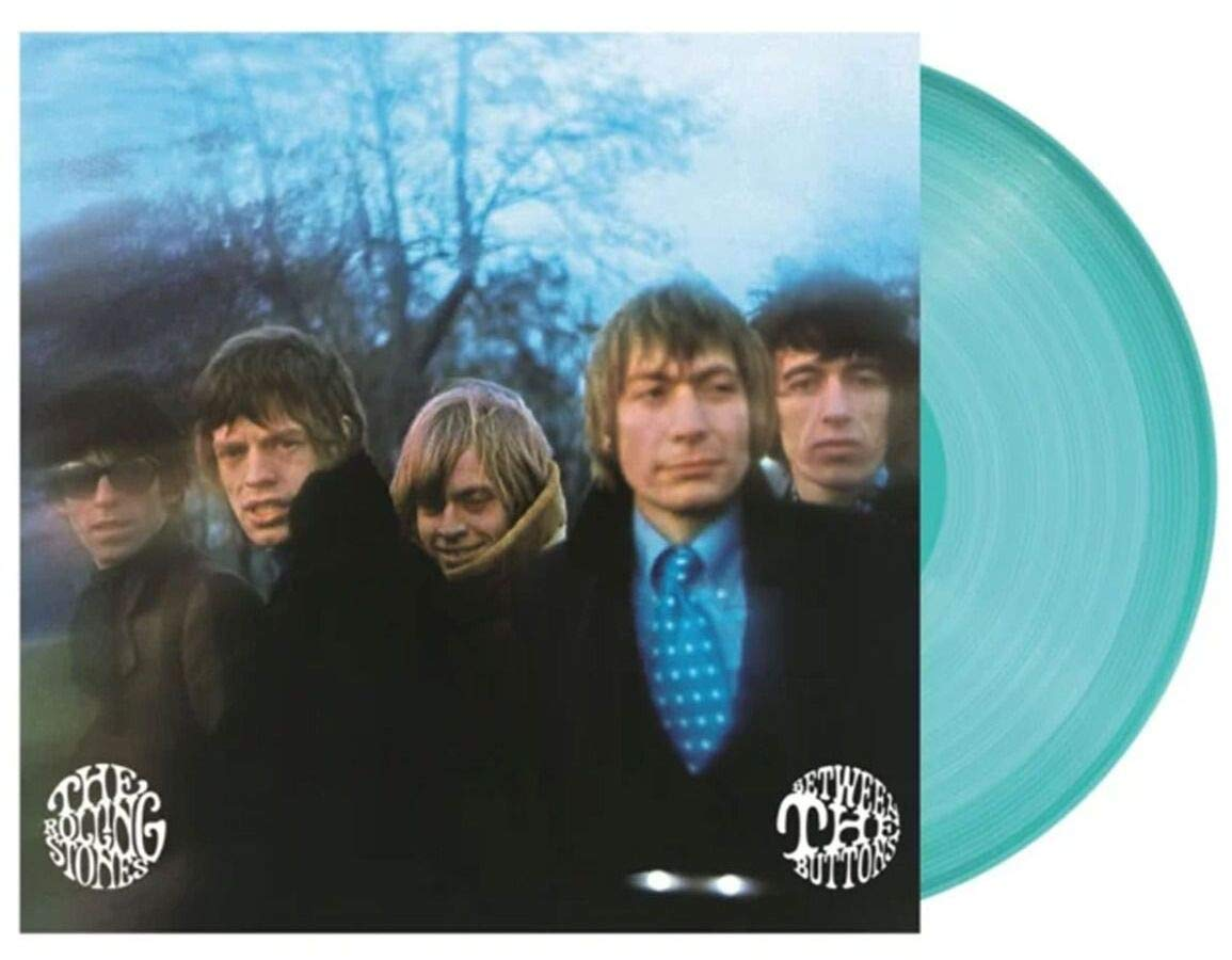 Between The Buttons (Turquoise Vinyl)
