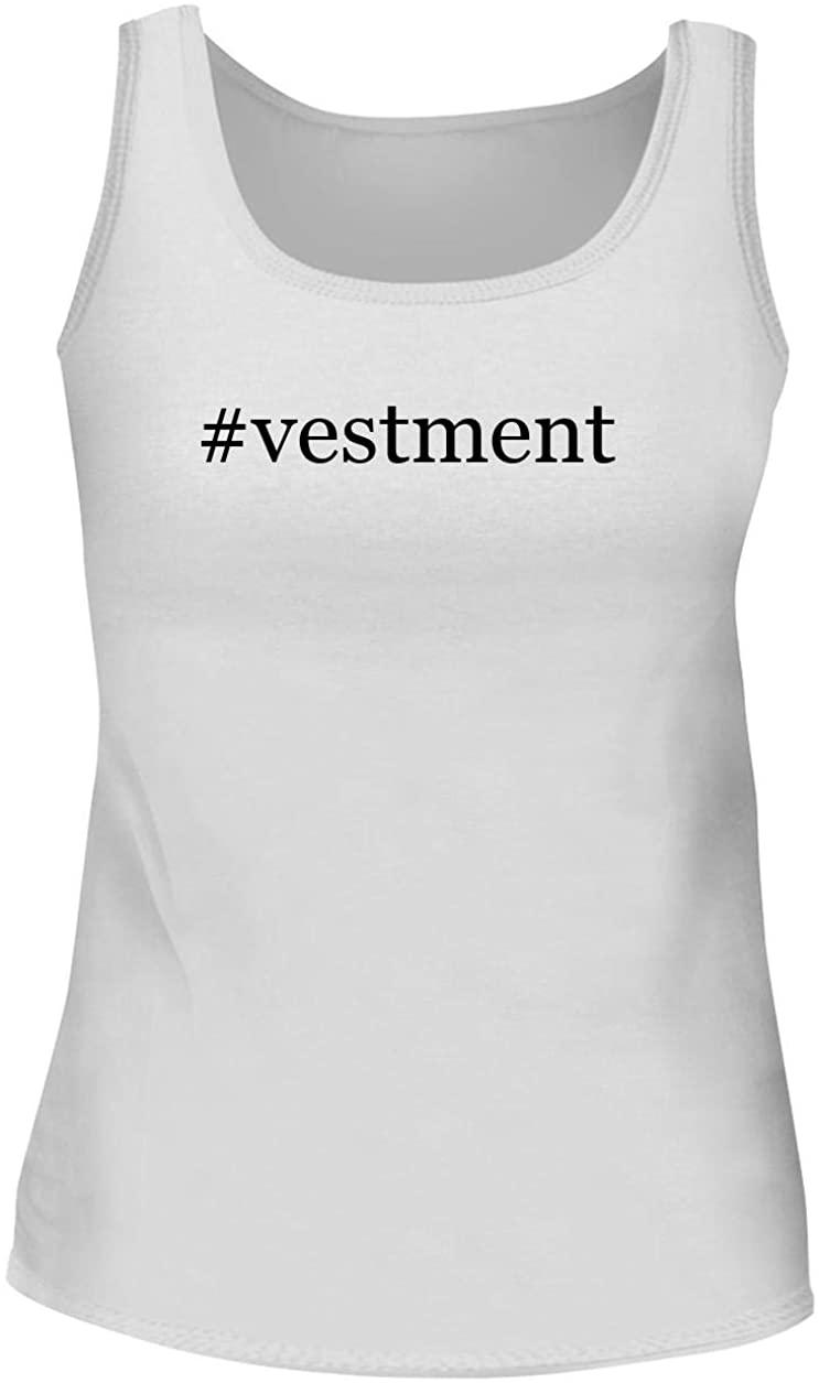 #vestment - Women's Soft & Comfortable Hashtag Tank Top